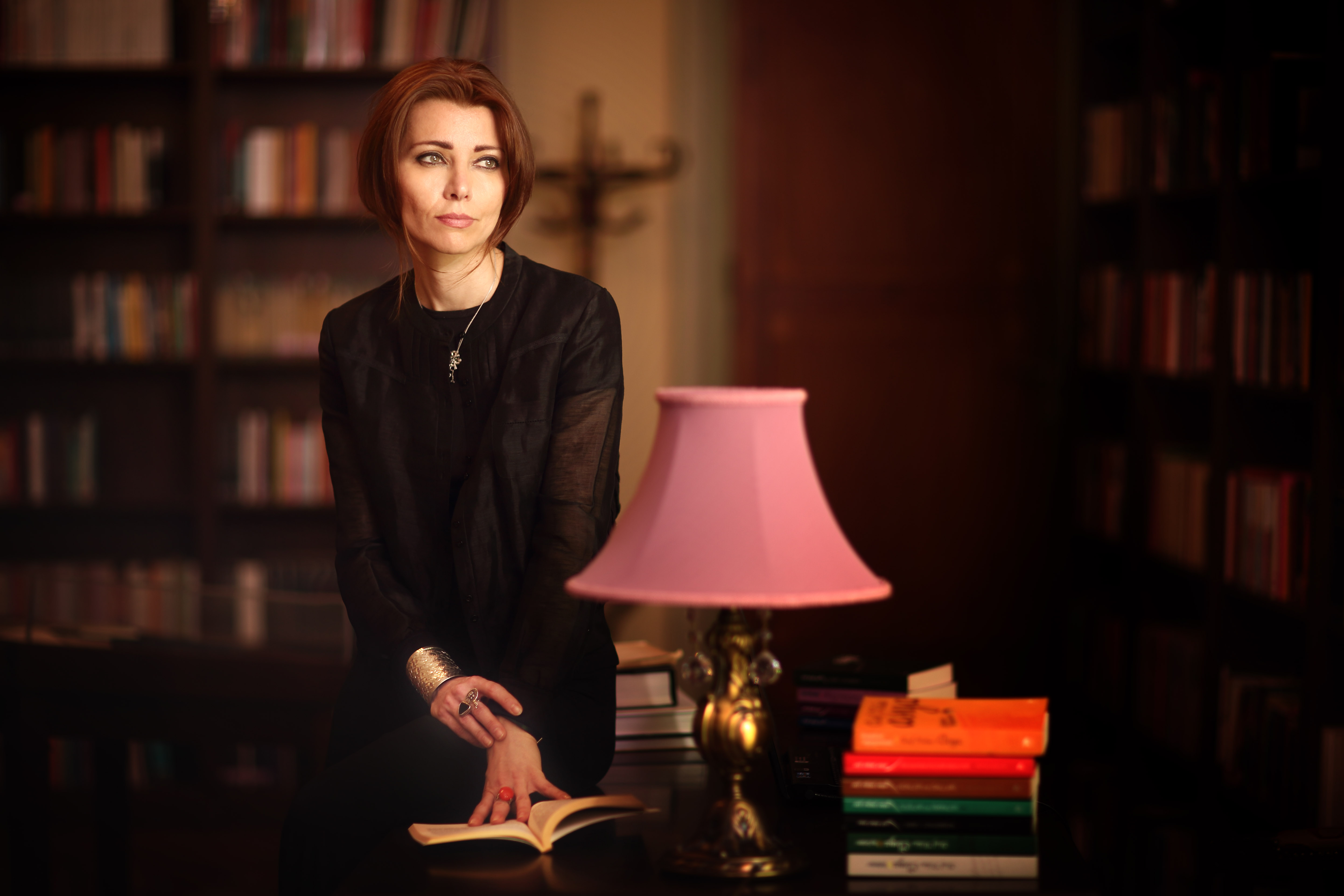 The Making Of Elif Shafak - The Making Of    by Vanity Fair