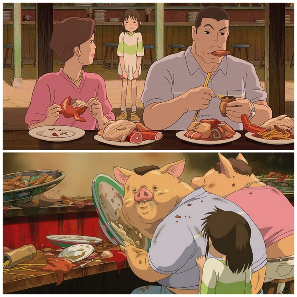 Spirited Away Ghibliotheque 1 Ghibliotheque