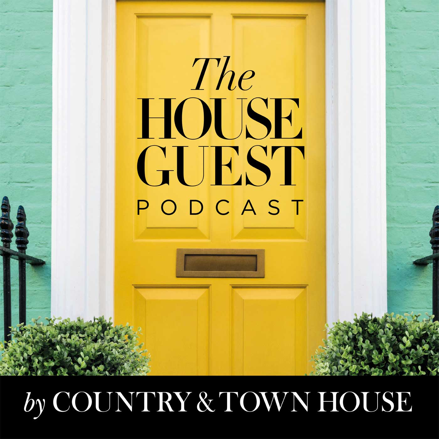 House Guest by Country & Town House